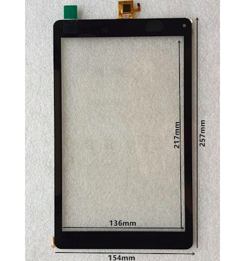 New Touch Screen Panel Digitizer Glass Sensor Replacement For 10.1
