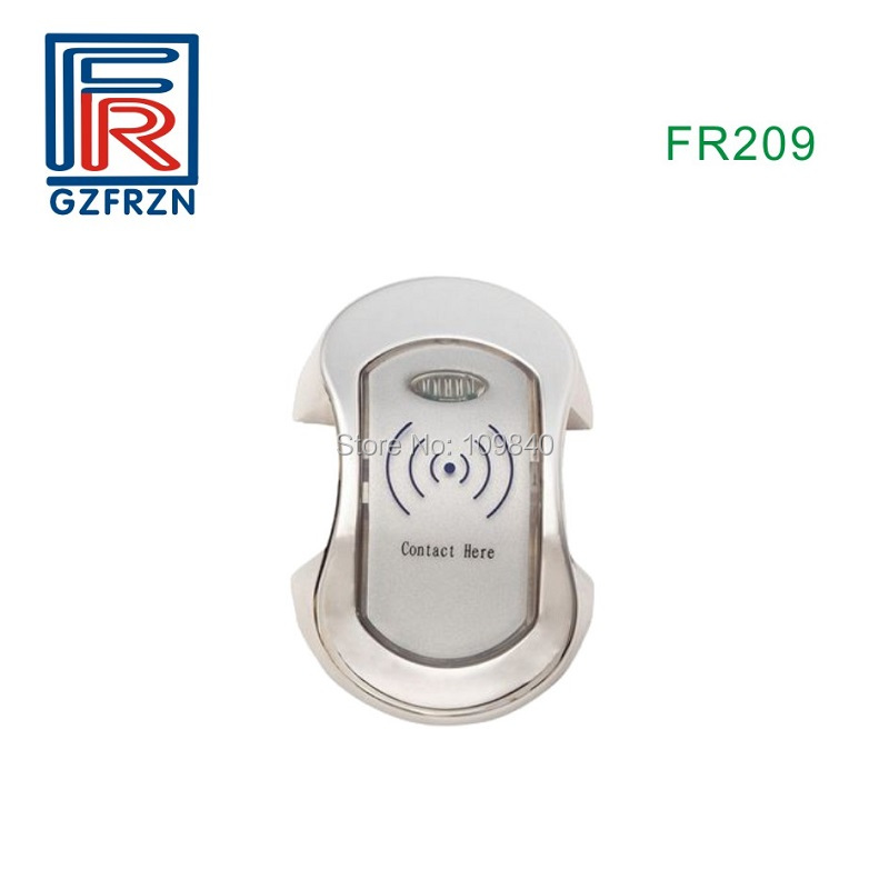 10pcs High Quality Electronic RFID Cabinet Lock M1 13.56MHz Sauna Locker Lock For Gym Resort Hotel Fitness