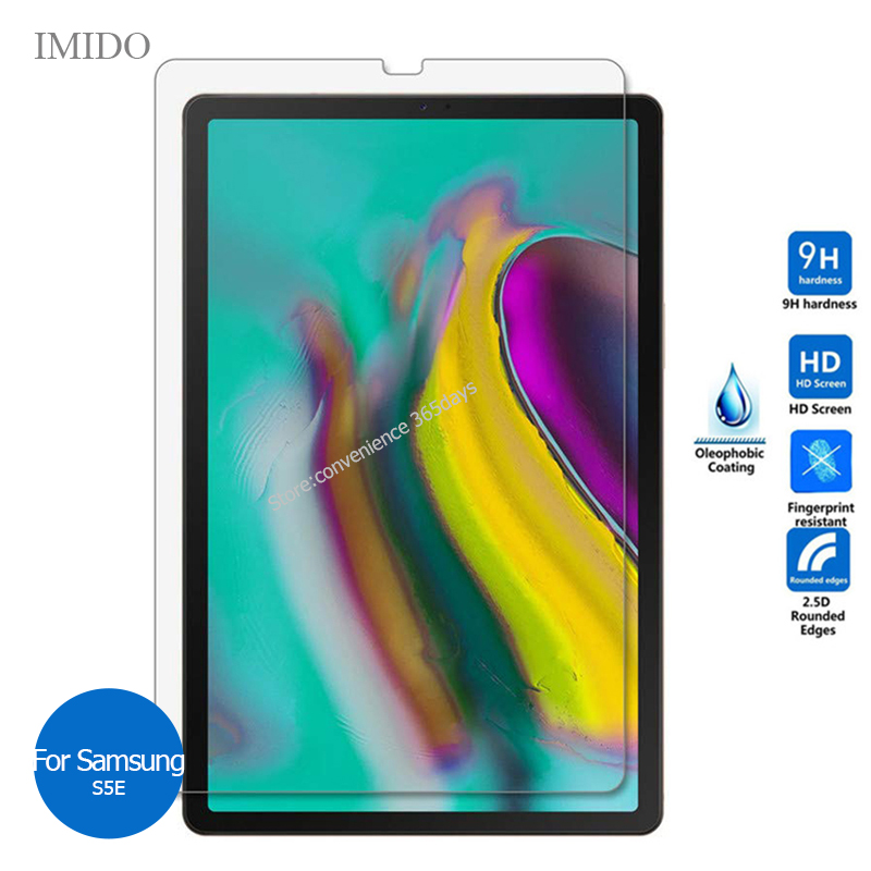 For Samsung Galaxy Tab S5E Tempered Glass Screen Protector 9H Safety Protective Film On S 5E SM T720 T725 SM-T720 SM-T725