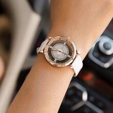 Bgg Luxury Brand Fashion Classic Watch Men Winner Womens Skeleton Watch Girls Leather Strap Ladies Dress Watch Men