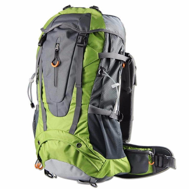 Solar Powered Camping Backpack