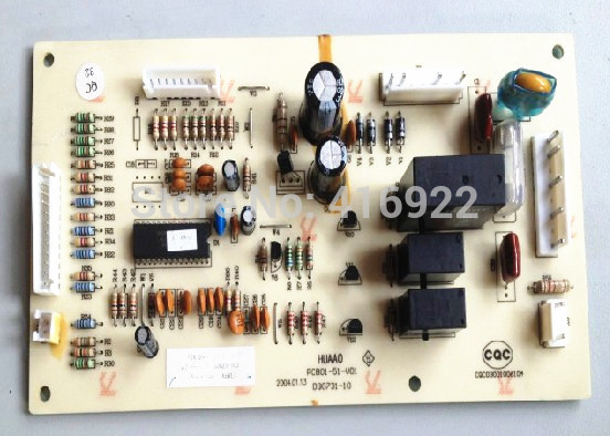 95% new Original good working refrigerator pc board motherboard for Rong sheng  bdg23-103 pcb01-51-v010 on sale 95% new original good working refrigerator pc board motherboard for samsung da41 00437a rs19brps da41 00437 da41 00437g on salev