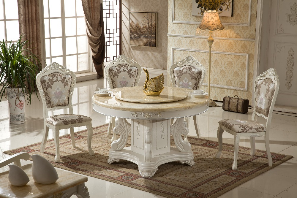 line Buy Wholesale dining table marble top from China