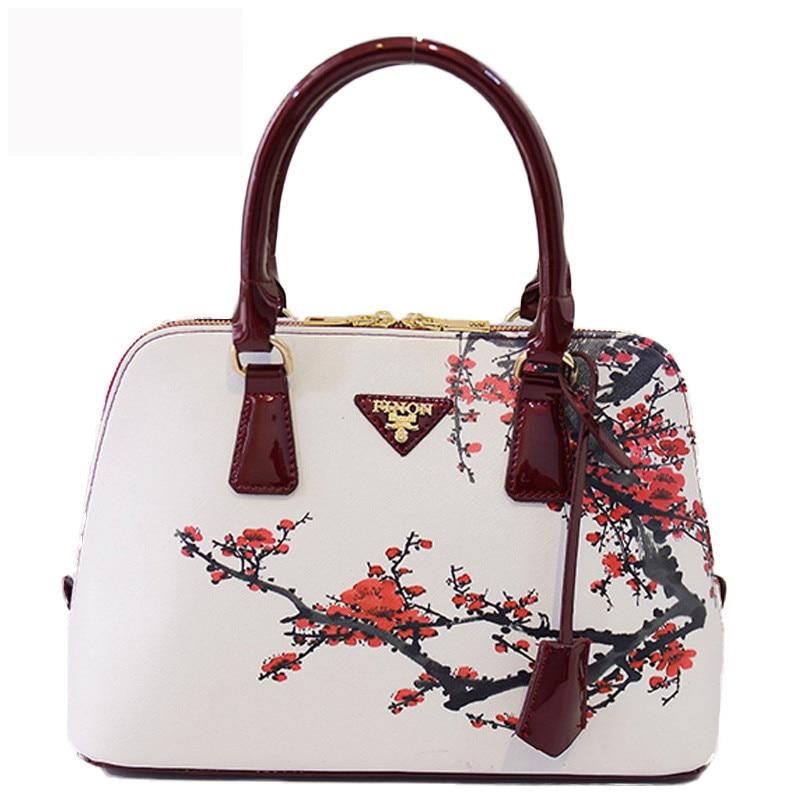 lleather mulheres bolsas bolsa de Size : 26*8*12cm