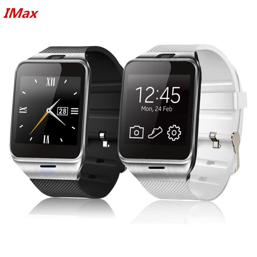 Mode Aplus Smart Watch GV18 Support Micro Carte SIM Communication Bluetooth 3.0 Horloge 550 mAh Batterie Longue Durée