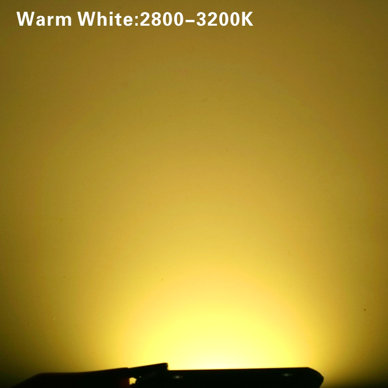 Светодиодный чип для выращивания 10 Вт 20 Вт 30 Вт 50 Вт 220 В-240 В cob Чип для выращивания света полный спектр 380nm-840nm для выращивания растений в помещении и выращивания цветов - Испускаемый цвет: Тёплый белый