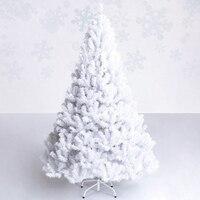 210 cm arbre De Noël blanc mini artificielle arbre De Noël joyeux Noël décorations pour la maison ornements De Noël livraison gratuite