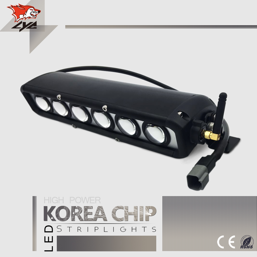 Single Pcs LYC Led Light Bar Sale Best For Jeep Jk Bumper
