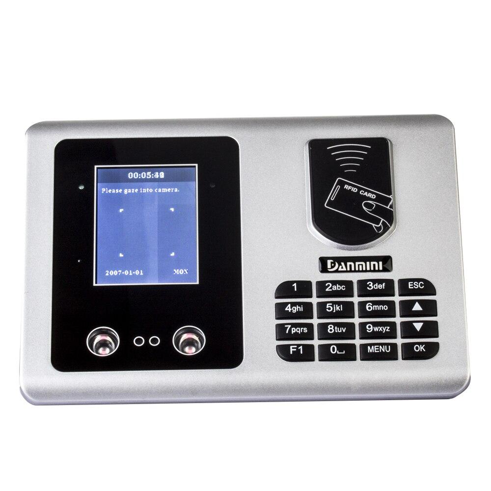 Биометрические Фингерпринта Realand 502 Часы Сотрудник Заработной Платы Рекордера Цифровой Читатель Машина