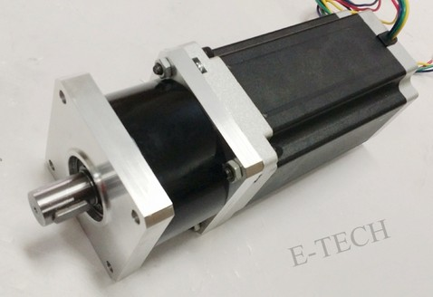 1pcs/lot 3:1 or 5:1 or 8:1 NEMA 42 Planetary Geared Stepper Motor 30N.m (4167oz-in) Motor Length 201mm CNC Stepping Motor nema23 geared stepping motor ratio 50 1 planetary gear stepper motor l76mm 3a 1 8nm 4leads for cnc router