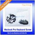 """Para apple macbook pro a1278 a1286 a1297 13 """"15"""" 17 """"teclado juego de tornillos 100 unids/set"""