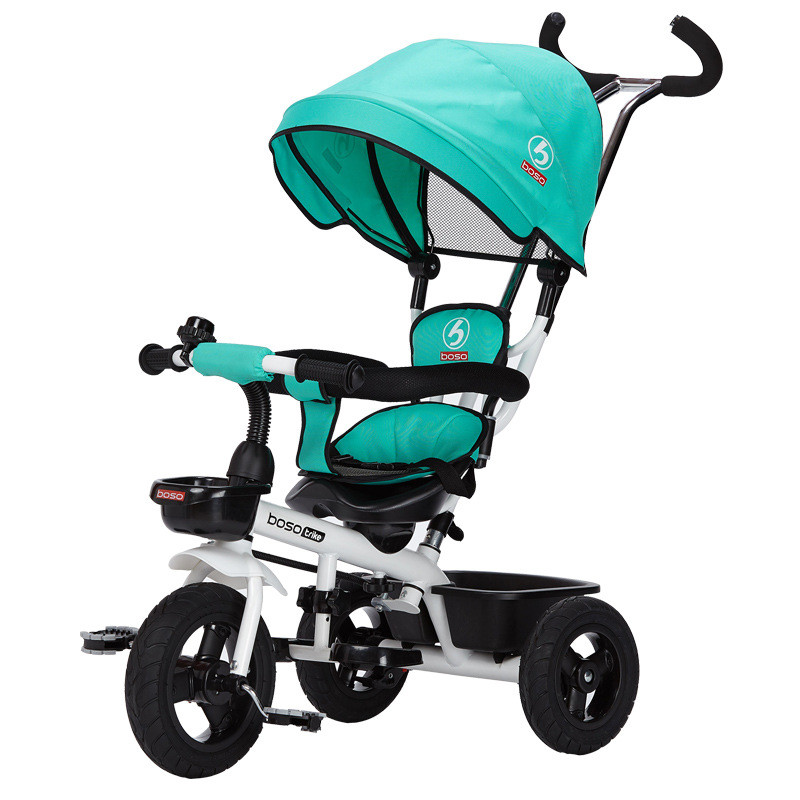 Hot Sell Seat 360 Degrees Rotated Baby Push Baby Stroller Multicolor Child Bike Commutatable Handle Kids Tricycle Free Drop Ship5