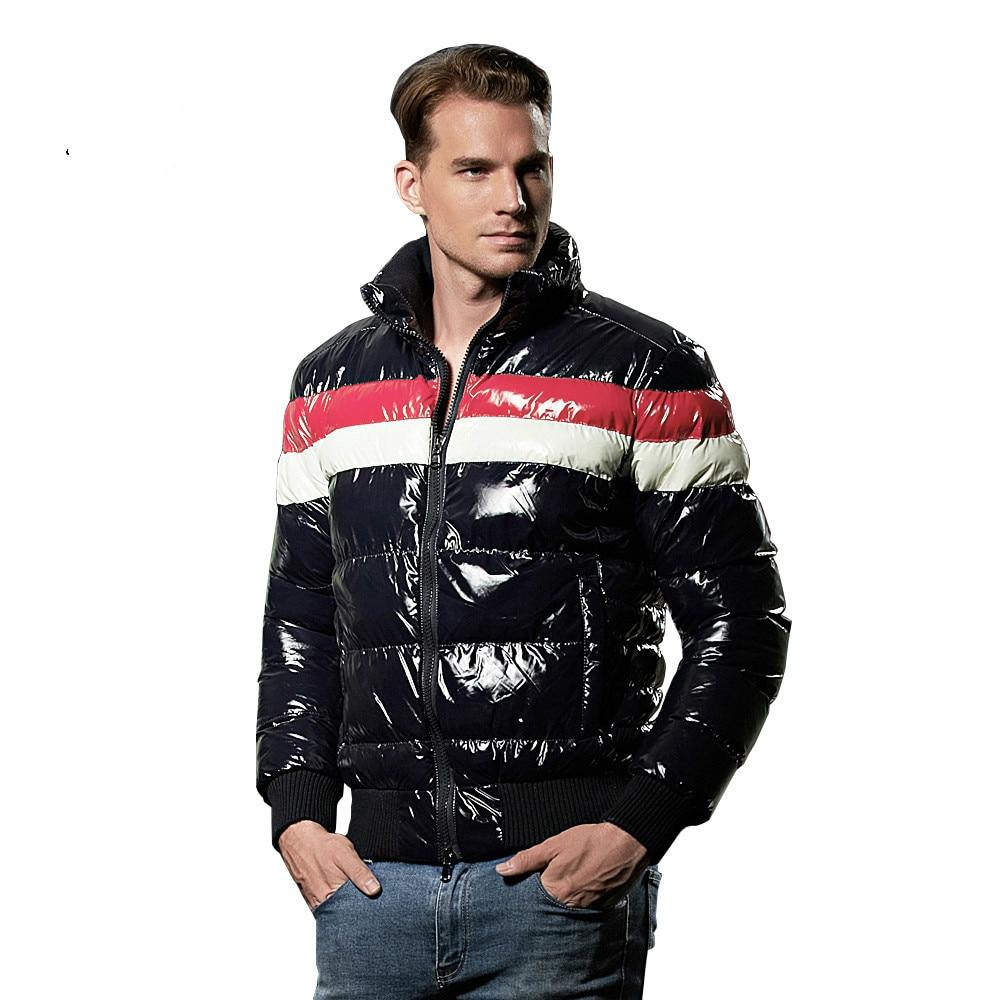 2019 hommes Parka veste d'hiver à capuche veste Parka hommes Collection classique hiver veste imperméable coupe-vent veste