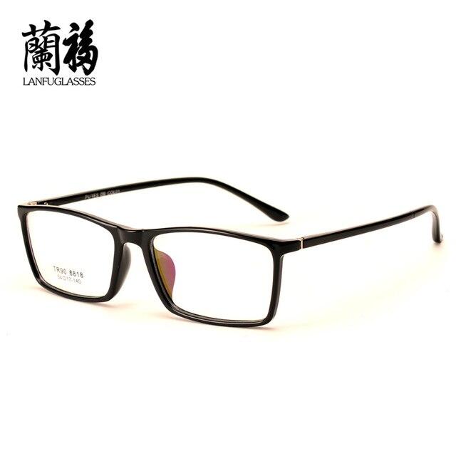 48522cc8457 TR90 Optical frames Spectacle full frame light Plain eyeglasses flexible  China cheap glasses 8818