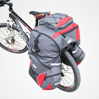 YANHO 65L Big Volume Oxford 3in1 Mountain Road Cycling Bike Bicycle Bag One Top Double Side