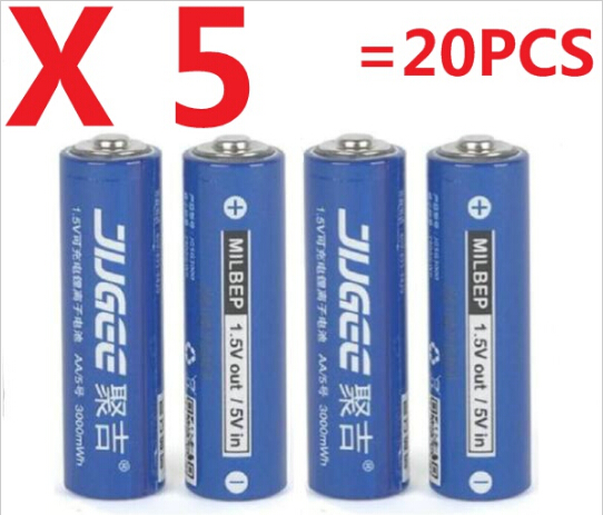1.5 v AA lifepo4 lithium ionen batteries 20pcs 14500 JUGEE 3000mWh Rechargeable li-ion Li-polymer Li-Po battery apply Toys, etc 30a 3s polymer lithium battery cell charger protection board pcb 18650 li ion lithium battery charging module 12 8 16v