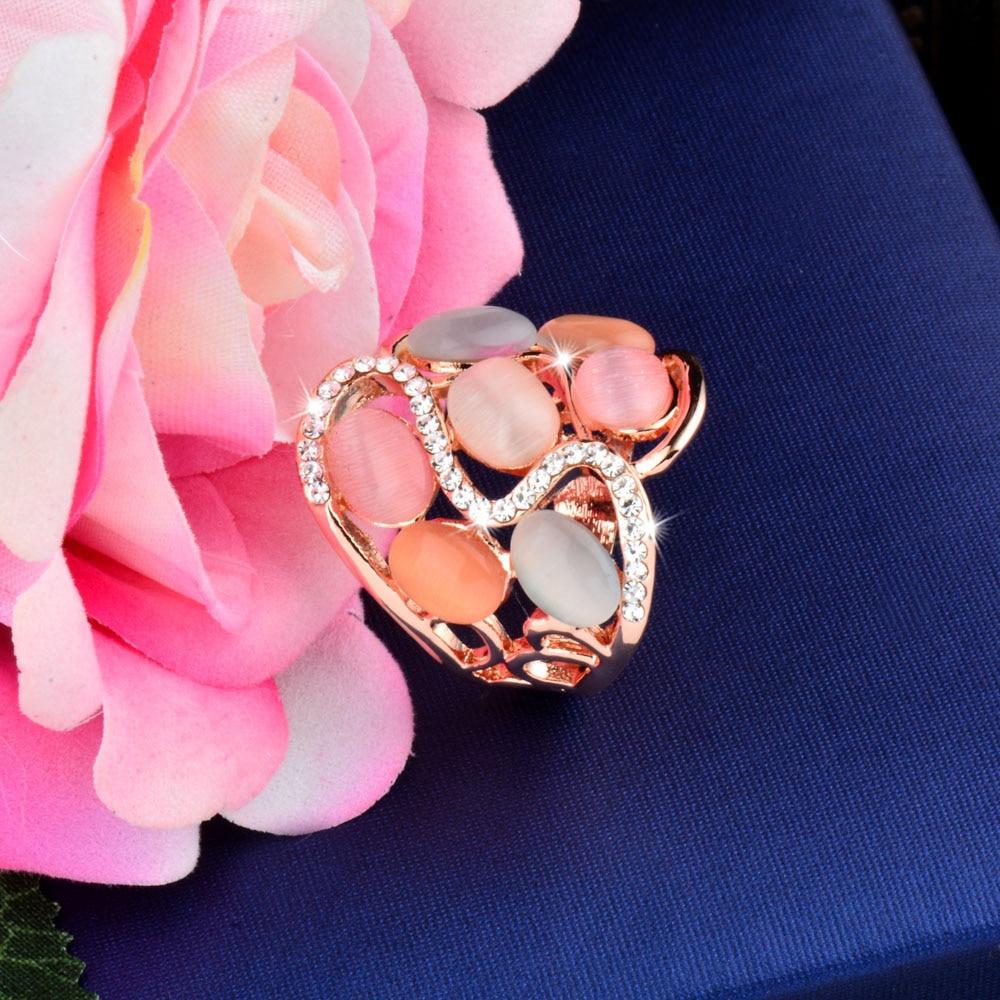 СИНЛЕЕРИ Женскаа Лукури Холлов - Модни накит - Фотографија 5