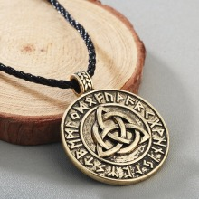 Old Fashioned Talisman Necklace