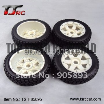 5T Highway-road Wheel Set With Nylon Super Star Wheel For 1/5 HPI Baja 5T Parts(TS-H85095),wholesale and retail+Free shipping! 5t front off road wheel set for 1 5 hpi baja 5t parts ts h85041 wholesale and retail free shipping