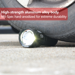 Мощный тактический светодиодный фонарь CREE XHP50 T6 L2 Zoom водонепроницаемый фонарь для 26650 перезаряжаемый или AA аккумулятор