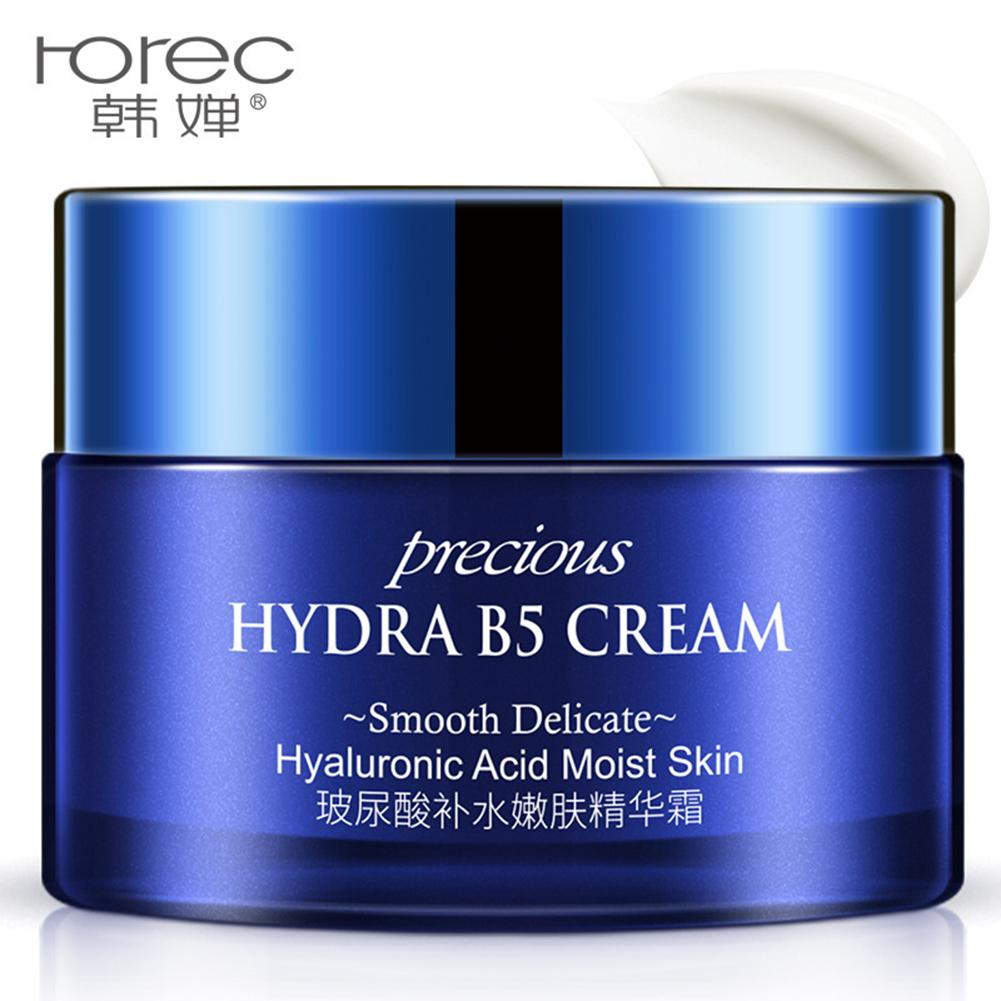 Hyaluronic Acid Face Cream Whitening Moisturizing Repair Night Cream Skin Care Firming Lift Anti Wrinkles Facial Cream Ageless
