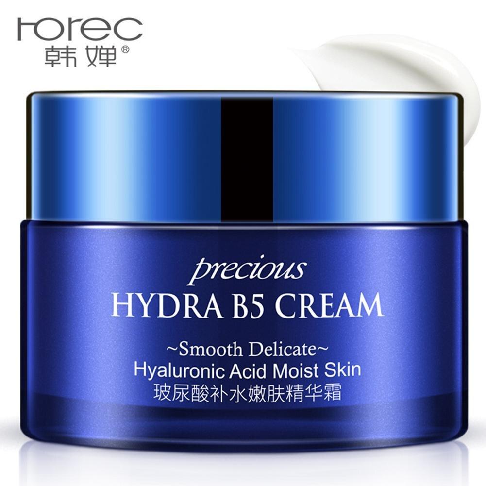 Hyaluronic Acid Face Cream Whitening Moisturizing Repair Night Cream Skin Care Firming Lift Anti Wrinkles Facial Cream Ageless