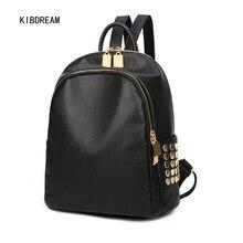 Kibdream Летний стиль 2017 г. корейский леди прилив сумка для отдыха ивы ногтей, простой дорожная сумка бесплатная доставка