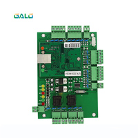 TCP/IP Networking RFID control access system, Car parking control system