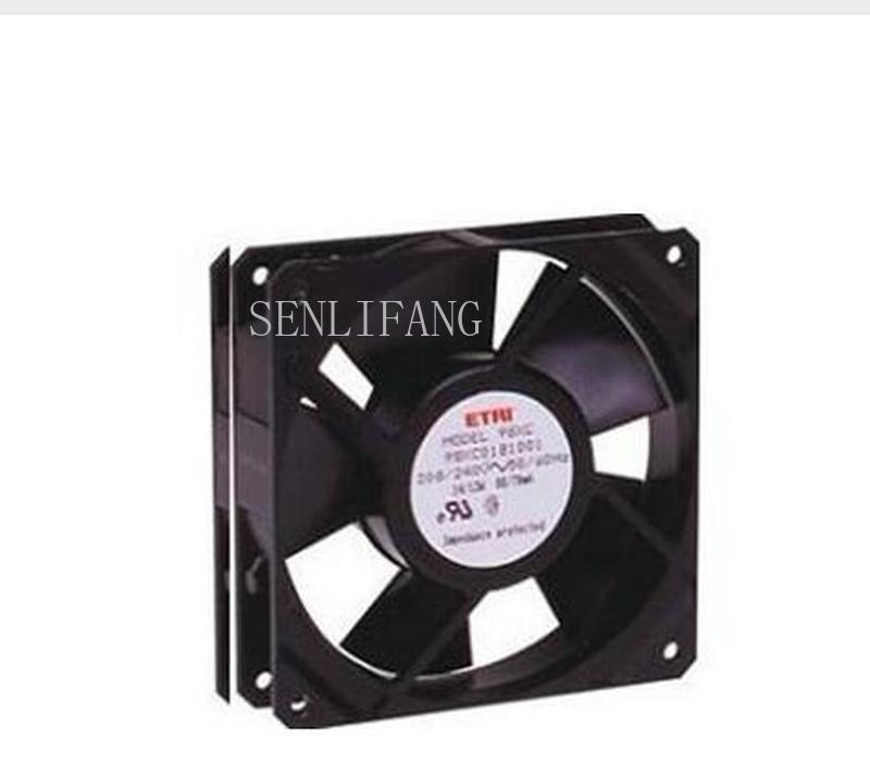 Free Shipping  Original 125XR0282090 115V 16 / 15W 12038 All Metal Fan
