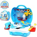 New Kids Child Pretend Play Simulation Medicine Box Doctor Toys Girls Make Up Sets Doctor Playsets Kids Children Gift