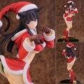 NEW hot 27CM sexy adult Alphamax Skytube anime Christmas Niang nekomusume collectors action figure toys Christmas with box