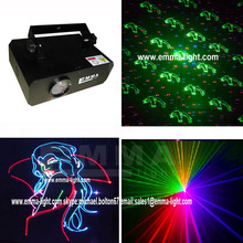 Brand New Mini Voice Automatic Control Moving Projector Disco DJ Stage Party Show Club Laser Lighting Light