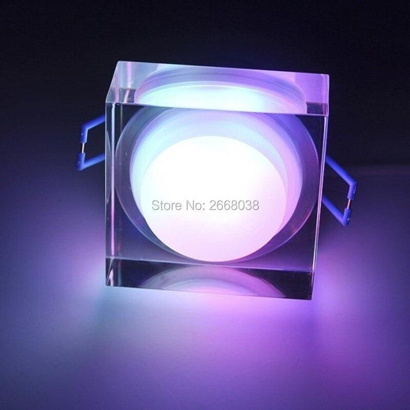 1W Ceiling downlight Epistar LED Spot ceiling lamp Recessed light AC85V-265V for
