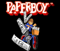 Paper Boy 16 bit MD Game Card For Sega Mega Drive For SEGA Genesis