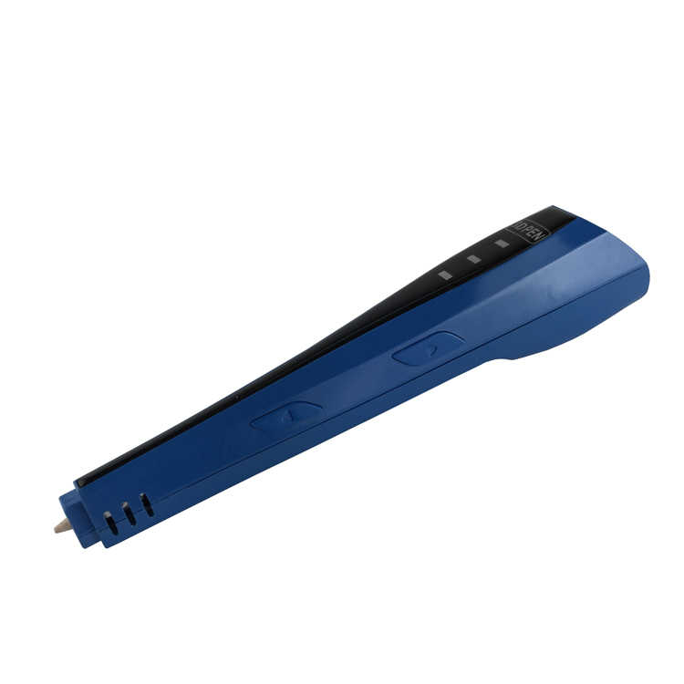 Lihuachen 3D ปากกาอัตโนมัติปรับอุณหภูมิ ABS/PLA filament เด็ก diy drawing ปากกา 3d ปากกาที่ดีที่สุดของขวัญ