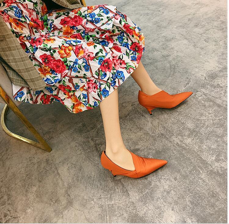 Show La Sexy Pointu De Bout Marque Couleur Ville Soirée Dernière As Sucrerie 2019 Chaussures Talons Mode Show as Stilettos Nom Printemps 8qU16