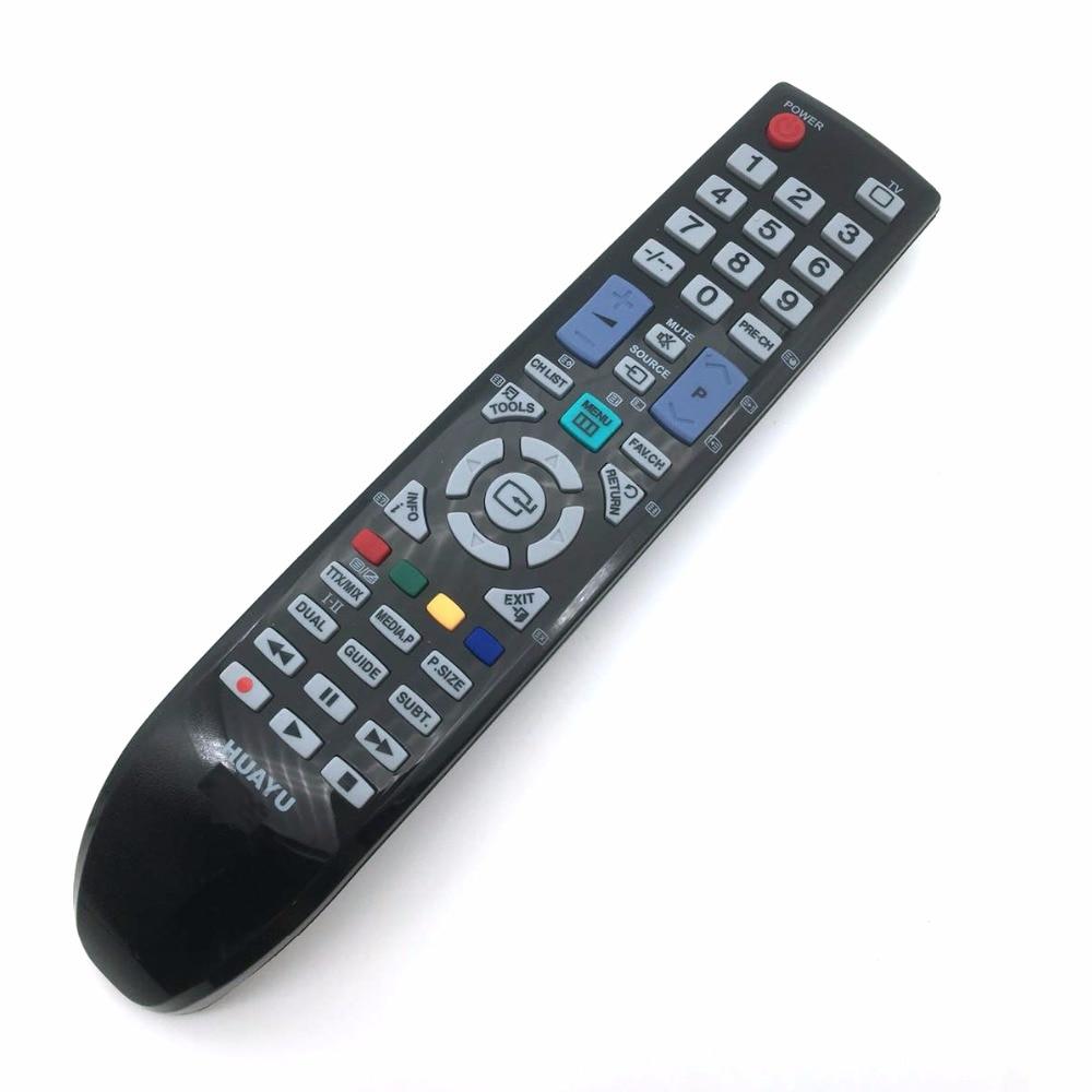 Controle remoto para samsung lcd, para modelos BN59-00682A 00856a 00862a 00863a BN59-00901A BN59-00940A AA59-00492A 00484a 00491a