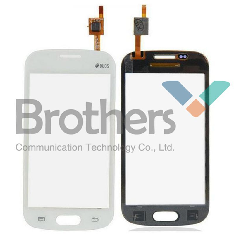 Black white New For Samsung Galaxy Trend Lite S7390 7390 touch Screen Digitizer High Quality Mobile Phone Touch Panel