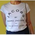Большой размер женщин черный белый печать письма смешные женщина теэ мода улица хиппи панк рубашка
