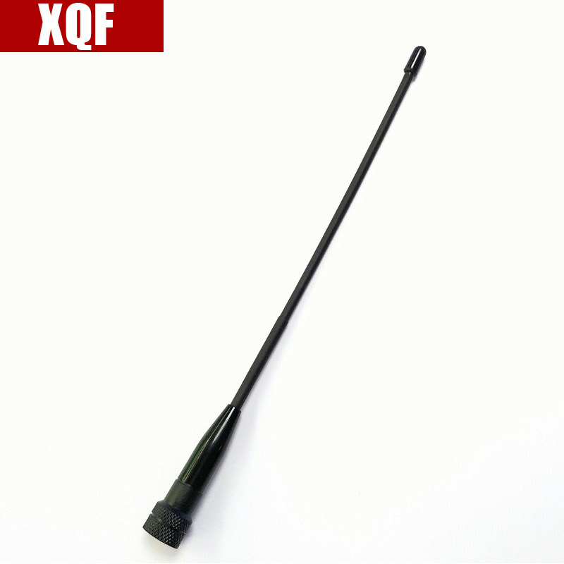 XQF 669C SMA-M Male Flexible VHF/UHF Dual Band Two Way Radio Antenna For YAESU Vertex VX-1R VX-2R VX-3R VX-7R Zastone UV-3R