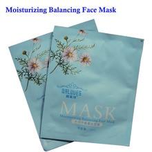 Hyaluronic Acid Facial Mask Sheet for Moisturizing Brightening and Whitening Skin Care Mask 30ml 1PCS