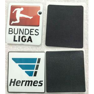 752e588fe ESBARTEUDORA set Germany League soccer PU material patch
