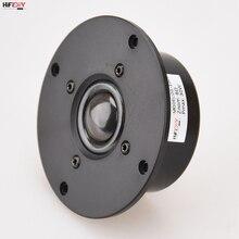 HIFIDIY ライブハイファイ 4 インチのスピーカーユニットオイル透明シルクエッジフィルム 6OHM 30 ワットプラスチック 104 ミリメートル高音スピーカー D1 104S