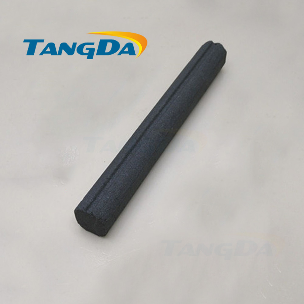 ferrite bead cores rod core 28*140mm OD*HT 28 140 mm soft SMPS RF ferrite inductance HF welding magnetic bar High frequency