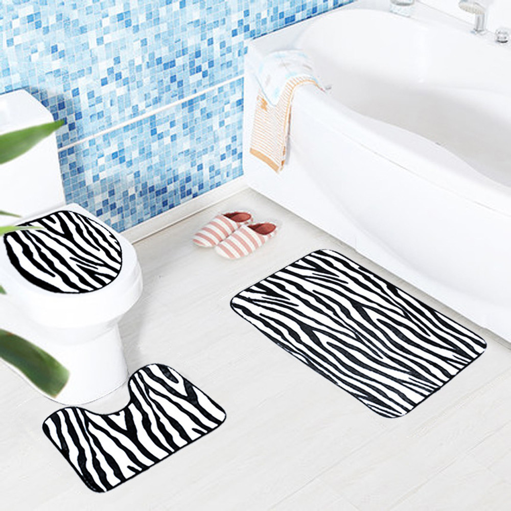Aliexpress.com : Buy 3PCSCreative Zebra Pattern Non Slip