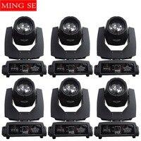 6 шт 230 w 7r луч света или 3 шт Кейс DMX512 Управление перемещение головы огни профессиональной сцене студийное освещение для вечеринки эффект