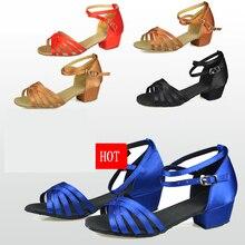 Dance shoes Christmas Gift ballroom latin dance shoes kids s