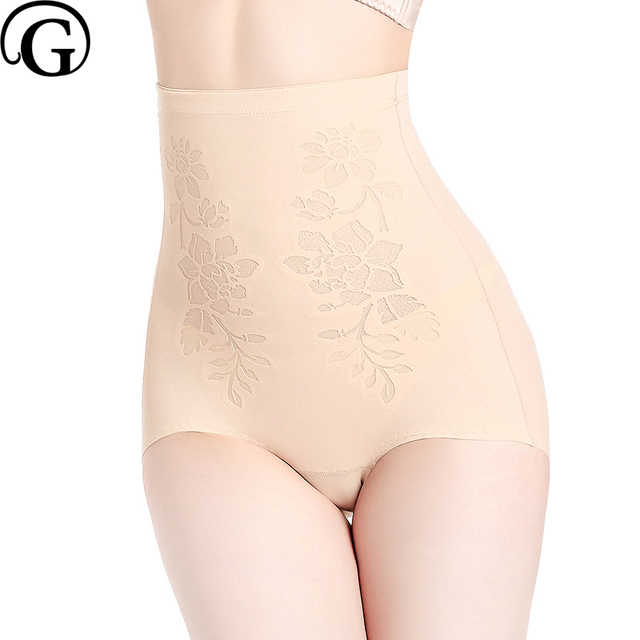 fd7c895cf PRAYGER Women Control panties thin smooth body shaper Waist trainer Beauty  Slim panties lift hip up Shapers slimming Underwear