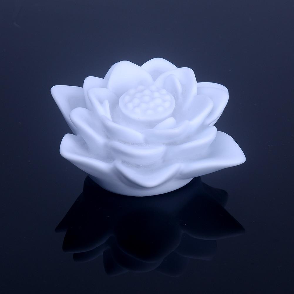 Image 3 - LED Romantic  Flower 7 Color Changed Lamp LED Night Light for Kids-in LED Night Lights from Lights & Lighting