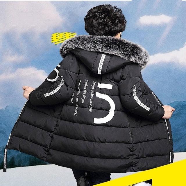 Новые пальто для маленьких мальчиков, зимняя куртка для мальчиков, детские парки, детская теплая верхняя одежда с капюшоном, пальто для мальчиков 4, 6, 8, 10, 12, 13 лет